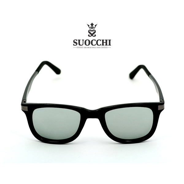 SUOCCHI Alpha Black And Silver Edition