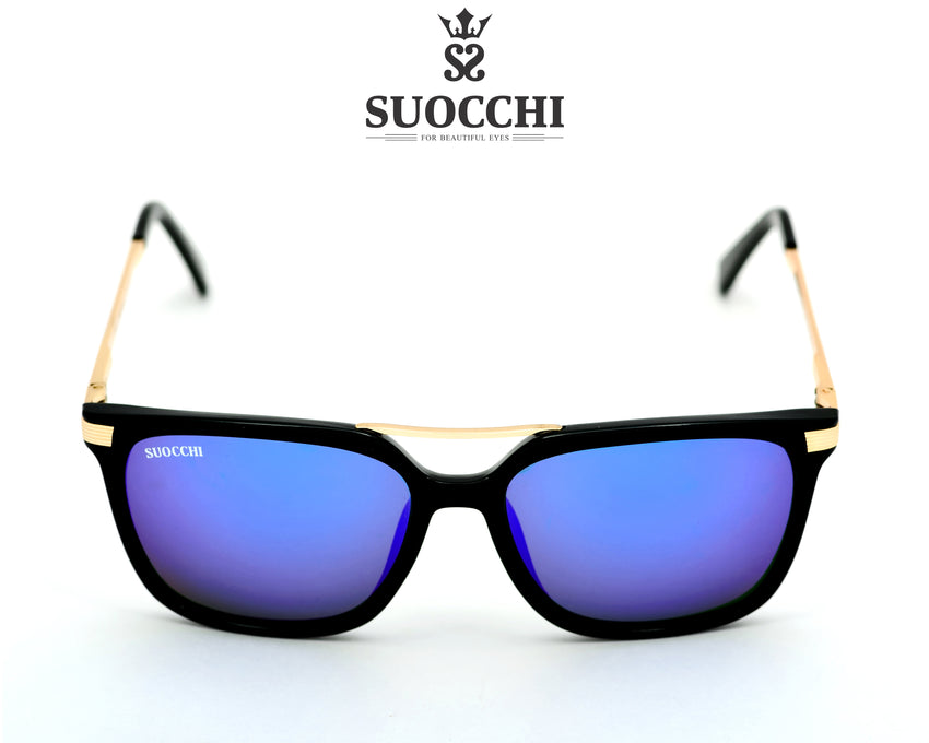SUOCCHI Crystal Gold And Blue Edition