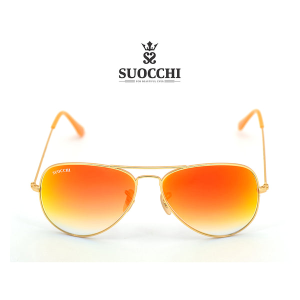 SUOCCHI Hellcat Gold And Orange Mercury Edition