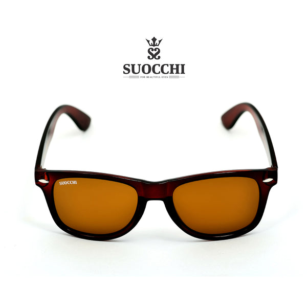 SUOCCHI Elite Brown And Brown Edition