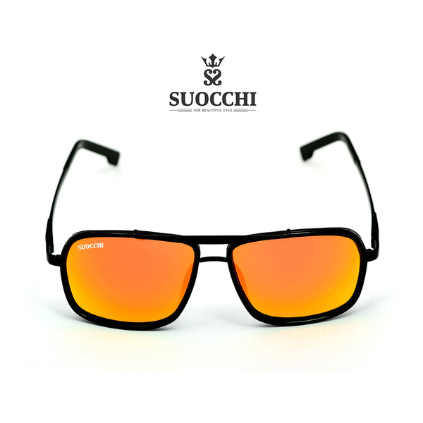 SUOCCHI Roller T10 Black And Orange Edition - Suocchi