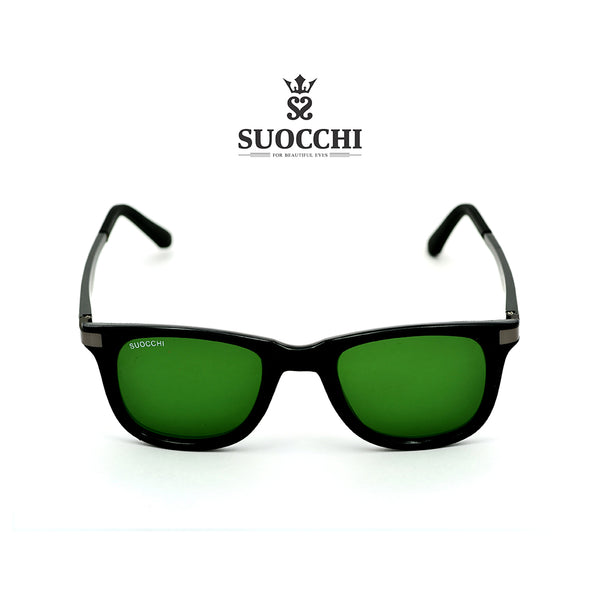 SUOCCHI Alpha Black And Green Edition