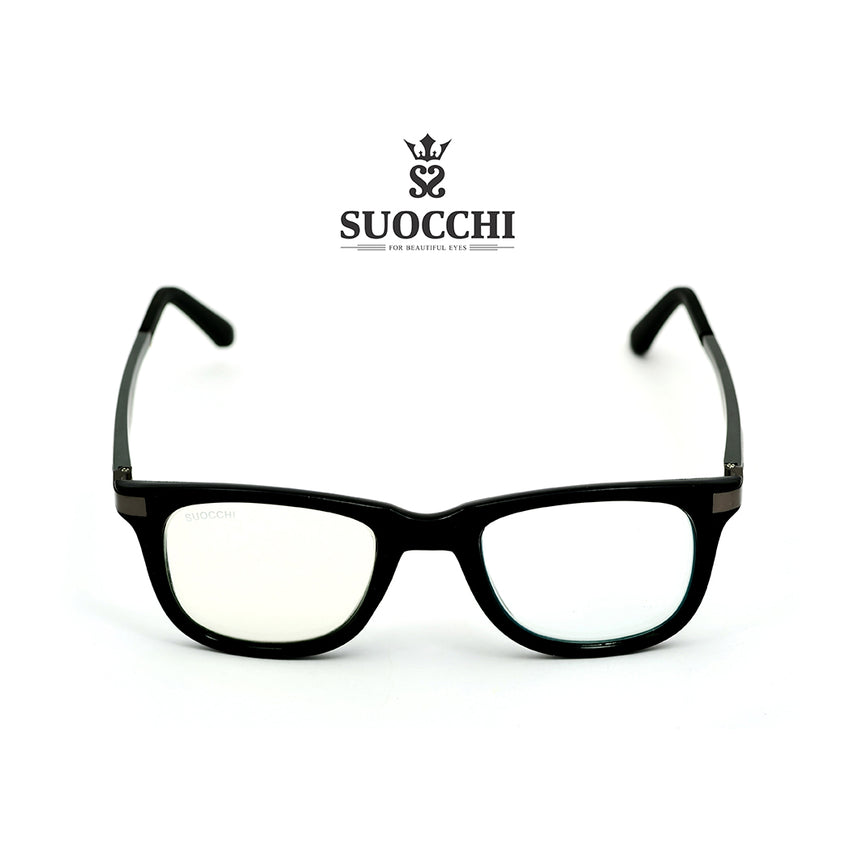 SUOCCHI Alpha Black And Crystal White Edition
