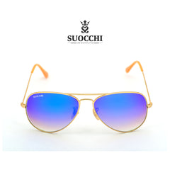 SUOCCHI HELLCAT GOLD AND BLUE MERCURY  EDITION