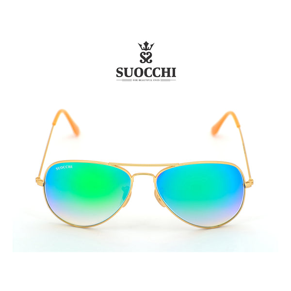 SUOCCHI Hellcat Gold And Green Mercury Edition