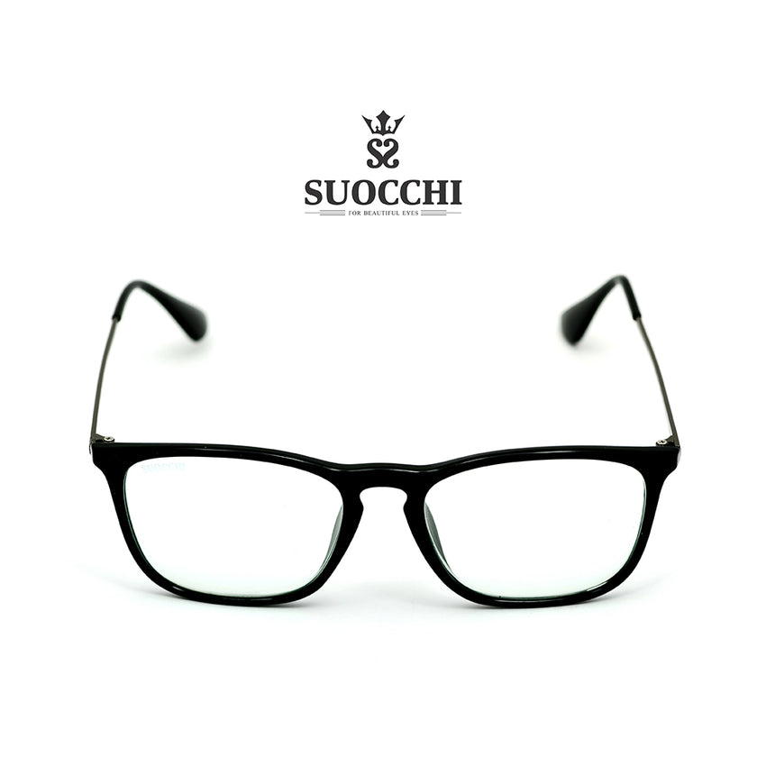 SUOCCHI T14 Black And crystal White Edition