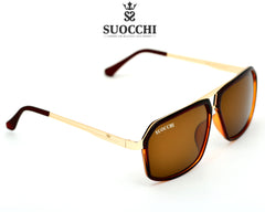 SUOCCHI Hexagon Gold And Brown Edition - Suocchi