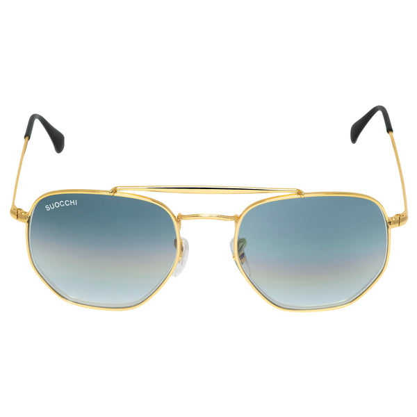 SUOCCHI Matrix Gold And Blue gradient Edition