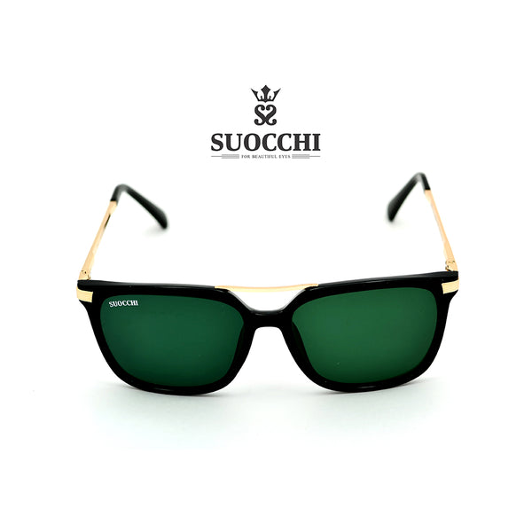 SUOCCHI Crystal Gold And Green Edition