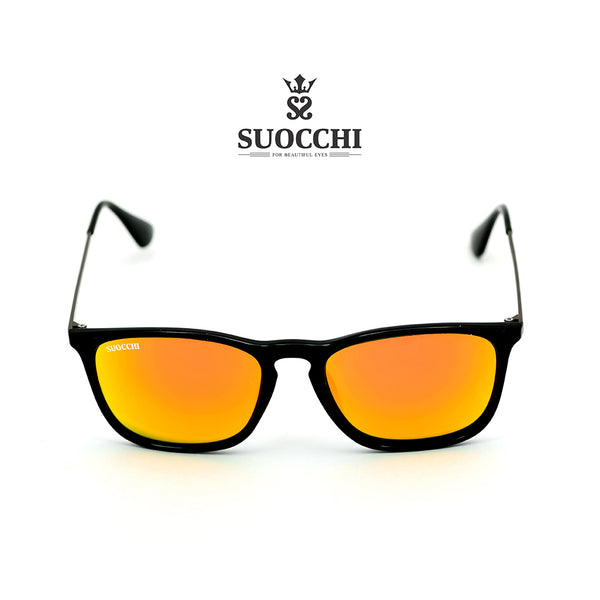 SUOCCHI T14 Black And Orange Edition