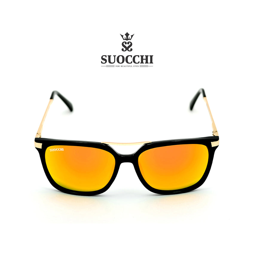 SUOCCHI Crystal Gold And Orange Edition