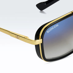 SUOCCHI Roller T10 Gold And Blue Gradient Edition - Suocchi