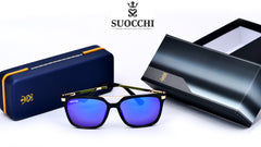 SUOCCHI Crystal Gold And Blue Edition - Suocchi