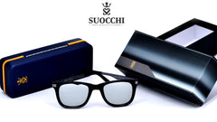 SUOCCHI Alpha Black And Silver Edition - Suocchi