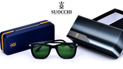 SUOCCHI Alpha Black And Green Edition - Suocchi