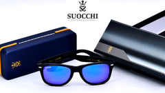SUOCCHI Elite Black And Blue Edition