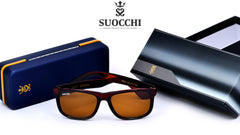 SUOCCHI Vintage Brown And Brown Edition - Suocchi