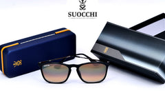 SUOCCHI T14 Black And Brown gradient Edition