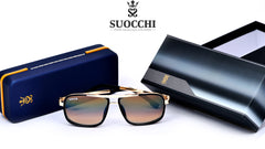 SUOCCHI Roller T10 Gold And Brown Gradient Edition