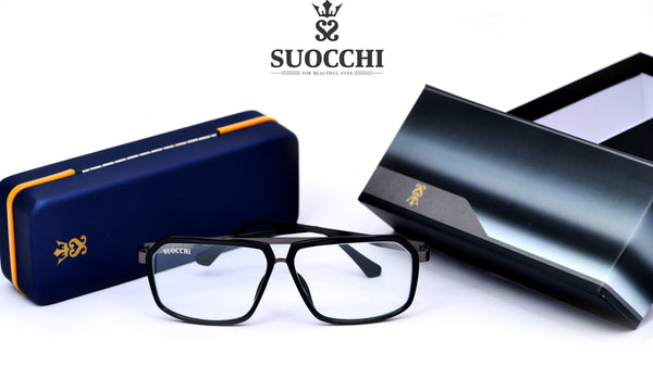 SUOCCHI Hexagon Black And Crystal White Edition