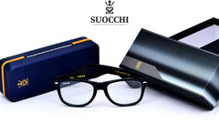 SUOCCHI Elite Black And Crystal White Edition