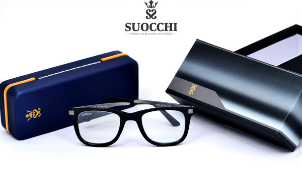 SUOCCHI Alpha Black And Crystal White Edition - Suocchi