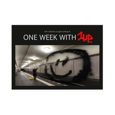One Week With 1Up - Crack Kids Lisboa