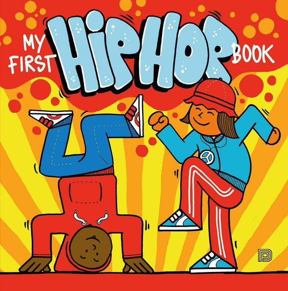 My First HipHop Book - Crack Kids Lisboa