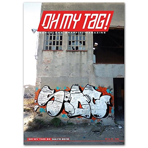 Oh my tag! #4 - Crack Kids Lisboa
