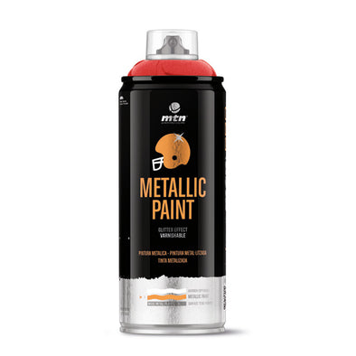 MTN PRO Pintura Metalizada 400ml - Crack Kids Lisboa