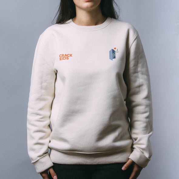 Kruella - Isolation Crewneck - Crack Kids Lisboa