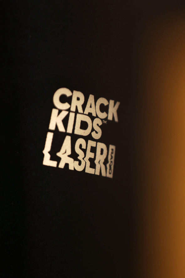 Long Sleeve Crime Pays - Crack Kids Lisboa