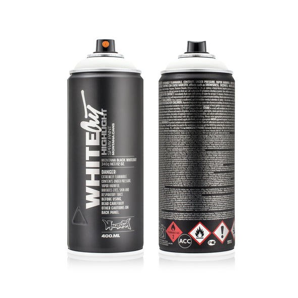 Montana Whiteout 400ml - Crack Kids Lisboa