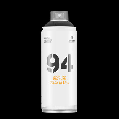 MTN 94 R-9011 Negro 400ml - Crack Kids Lisboa
