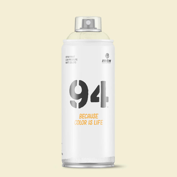 MTN 94 RV-1013 Blanco hueso 400ml - Crack Kids Lisboa