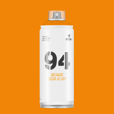MTN 94 RV -106 Naranja Lava 400ml - Crack Kids Lisboa