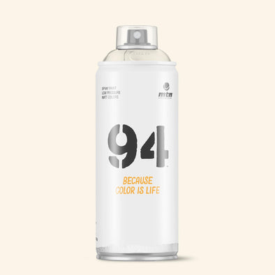 MTN 94 RV-190 Blanco Malta 400ml - Crack Kids Lisboa