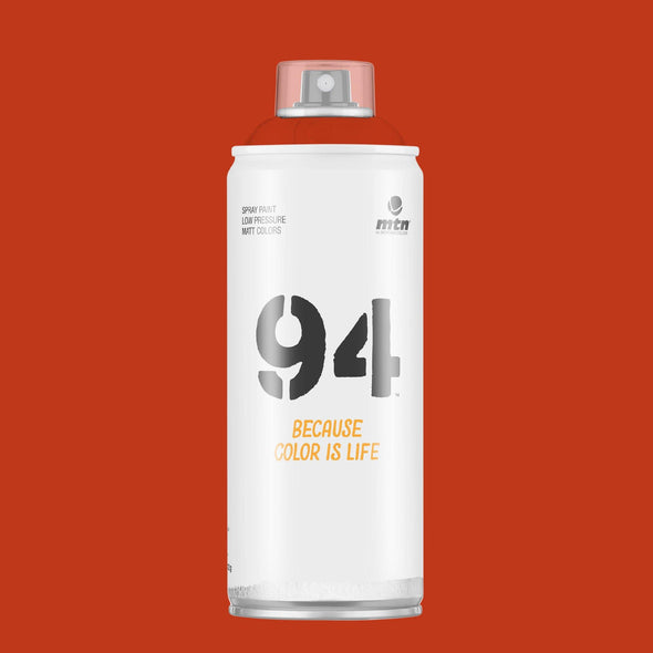 MTN 94 RV-108 Naranja Fénix 400ml - Crack Kids Lisboa
