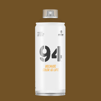 MTN 94 RV-139 Marrón Sequoia 400ml - Crack Kids Lisboa