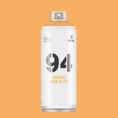 MTN 94 RV-50 Naranja Solar 400ml - Crack Kids Lisboa