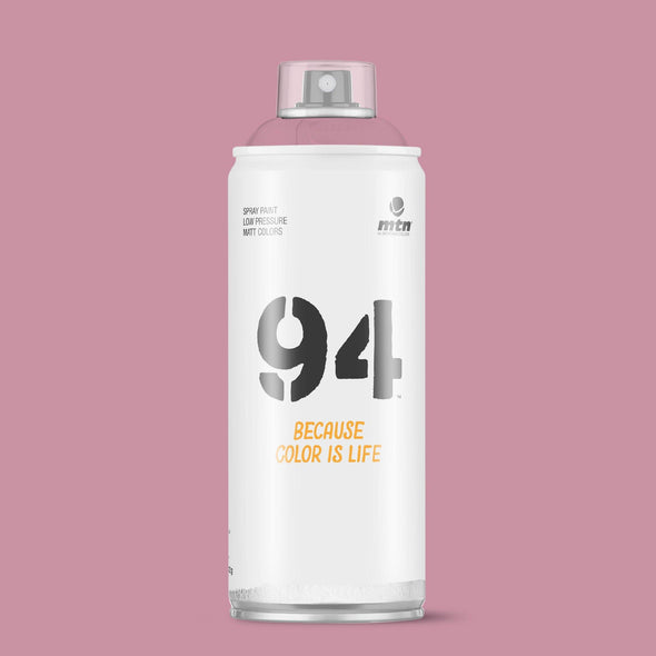 MTN 94 RV-87 Rosa Stereo 400ml - Crack Kids Lisboa