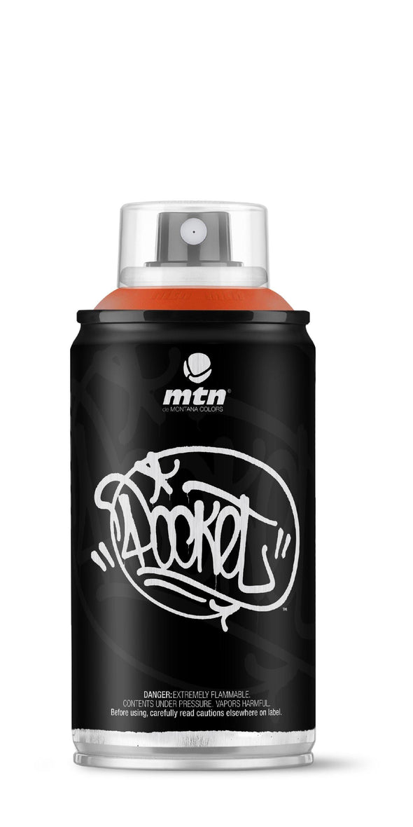 MTN POCKET Rojo Claro 150ml - Crack Kids Lisboa