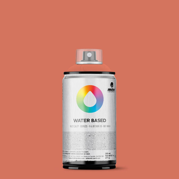 MTN WB 300ml Cadmium Red Light - Crack Kids Lisboa