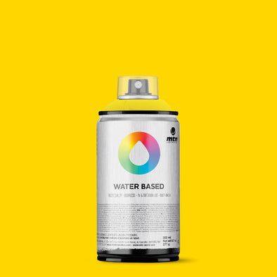 MTN WB 300 ml Cadmium yellow medium - Crack Kids Lisboa