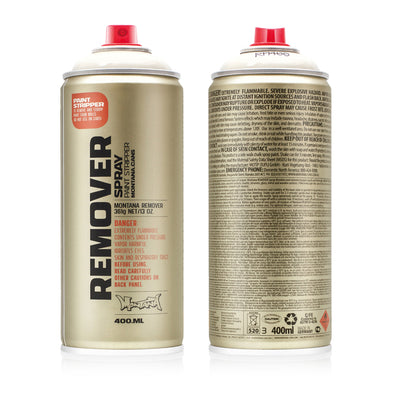 Montana Remover 400ml - Crack Kids Lisboa