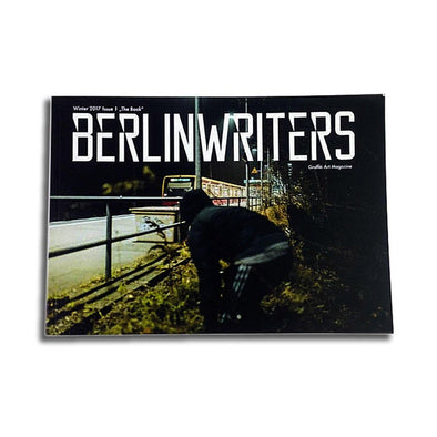 Berlin Writers - Crack Kids Lisboa