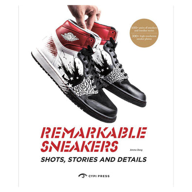 Remarkable Sneakers  Urban Media book - Crack Kids Lisboa