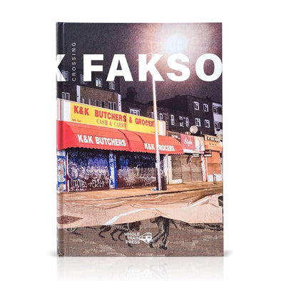 Crossing - Alex Fakso - Crack Kids Lisboa