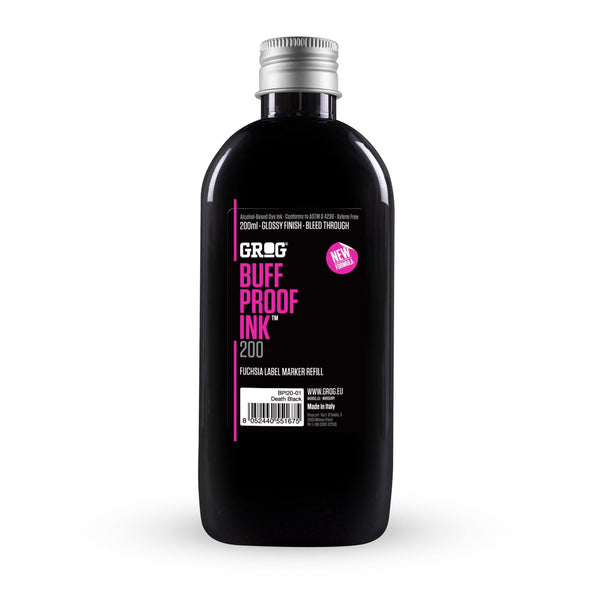 Grog Buff Proof Ink 200 - Crack Kids Lisboa