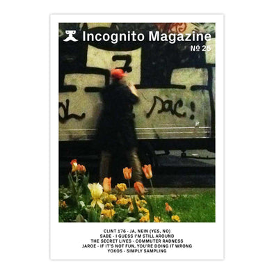 Incognito Magazine #25 - Crack Kids Lisboa